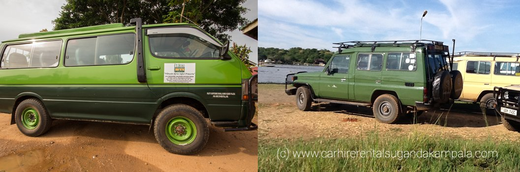 cheap self drive cars for hire in Uganda