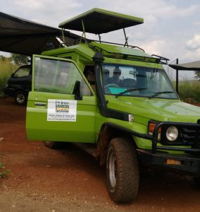 cheap 4x4 car hire in Kampala