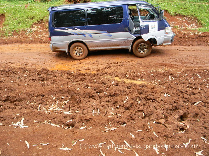 Uganda safari Self-drive car hire