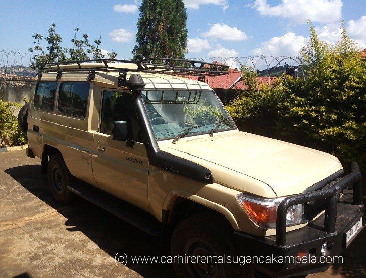 Why you need a Safari Vehicle for a Uganda safari
